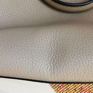 Tory Burch Bags - Authentic Tory Burch gray satchel crossbody